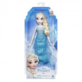 Disney Frozen - Fashion Doll Classica Elsa