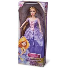 Fashion Doll Bambola Pricipessa Rapunzel , Grandi Giochi GG02902