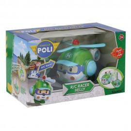 Robocar Poli Veicolo Radiocomandato Helly, 13 cm di Rocco Giocattoli 83193