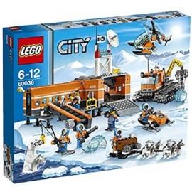 LEGO City Arctic 60036 - Base Artica
