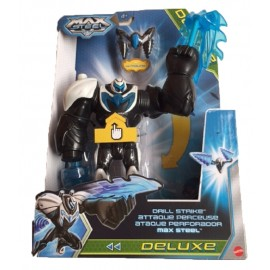 MAX STEEL DELUXE DRILL STRIKE BHH33 BCK35