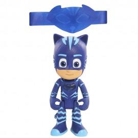 Pj masks Gattoboy - CAT BOY -  personaggio luminoso con bracciale, super pigiamini