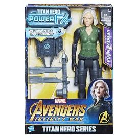 Marvel Avengers Infinity War - Black Widow elettronica, 30 cm di Hasbro