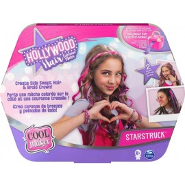Cool Maker Kit di Ricarica Hollywood Hair, Extension per Acconciature Spin Master 6058276