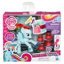 My Little Pony Pony Articolati Rainbow Dash B3598 B5680 HASBRO