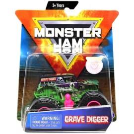 Monster Jam  - Truck  Grave Digger  in Scala 1:64