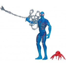 HASBRO Marvel-Spiderman Action Figures Missione Notturna 10cm. A3974-A3973