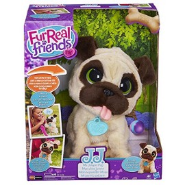 Fur Real Friends - J.J. Tenero Carlino B0449 di Hasbro