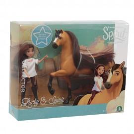 Spirit - Lucky e cavallo Spirit di Giochi Preziosi PRT00000