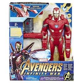 Marvel Avengers Infinity War Iron Man Mission Tech con Accessorio, Hasbro E0560103