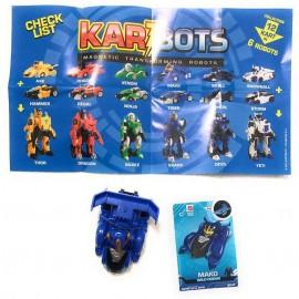 Kart Bots Kartbots Kar Tbots Trasforming Robots (Kartbots MAKO)L'ORIGINALE