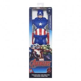 Avengers - Personaggio Capitan America 30 cm di Hasbro B6153-B6660