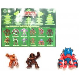 Gormiti Mistery Box Edizione Speciale 15 : Ultra Omega Gredd 8 cm + Gormiti Ultra Karak e Ultra Vulkan 4-5cm