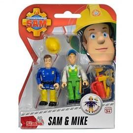 Sam il Pompiere - Fireman Sam - Sam & Mike NCR18233 di Gig
