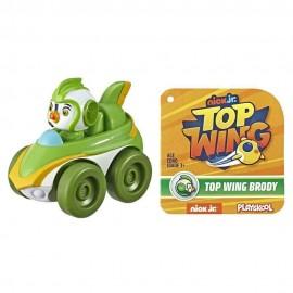 TOP WING - Veicolo Mini Racers Brody 7 cm di Hasbro E5593