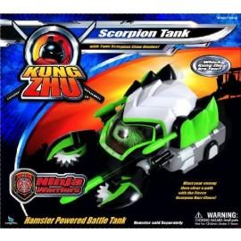 KUNG ZHU Carro armato Scorpion, armatura dei Kung Zhu Pets