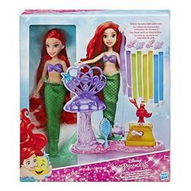 Disney Princess Ariel  Royal Ribbon Salon Doll