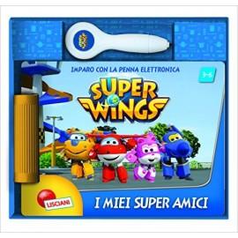 I miei super amici. Super Wings. Con gadget Copertina flessibile