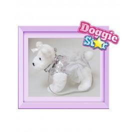 ORIGINALE DI NICE DOGGIE STAR® Borsa a forma di cane Razza Terrier  con il tutù  BELLISSIMI Razza Terrier  con il tutù della Ditta Nice Group Girabrilla