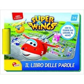 Imparo le parole. Super Wings. Librogioco Plus Copertina flessibile
