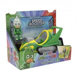 Pj Masks Geco Veicolo Speed Booster di Giochi Preziosi  PJM60300
