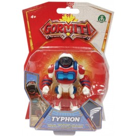 Gormiti  8 cm Typhon, Giochi Preziosi GRA05000