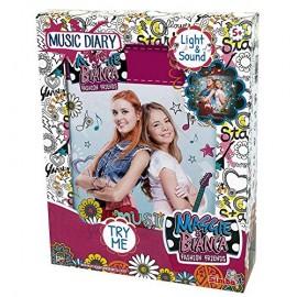 Maggie & Bianca Music Diary di Simba 109270021