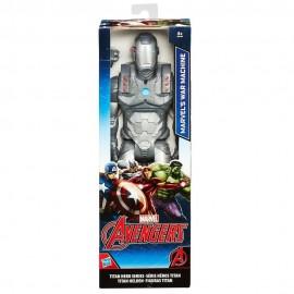 Avengers - Personaggio War Machine 30 cm di Hasbro B6154-B6660