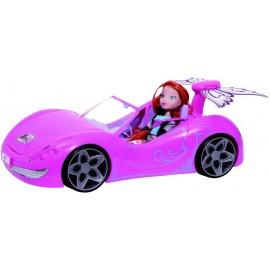 Winx Bloom con Auto Fairy Car Collezzionabile