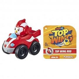 TOP WING - Veicolo Mini Racers Rod 7 cm di Hasbro E5593