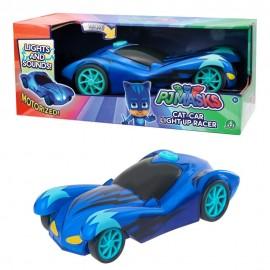Pj Masks Veicolo Light Up Gattomobile di Giochi Preziosi PJM45000