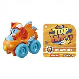 TOP WING - Veicolo Mini Racers Swift 7 cm di Hasbro E5593