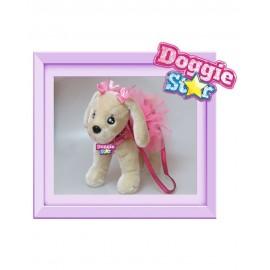 ORIGINALE DI NICE DOGGIE STAR® Borsa a forma di cane di Razza  BELLISSIMI Razza della Ditta Nice Group Girabrilla