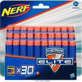 Nerf Elite - Ricarica 30 Dardi ORIGINALI