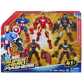 Super Hero Mashers - Avengers Multi Pack B8309 di Hasbro