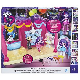 My Little Pony - Bamboline Equestria Girls Playset Discoteca