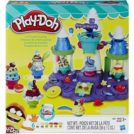 Play-Doh Pasta da Modellare Castello dei Gelati di Hasbro B5523
