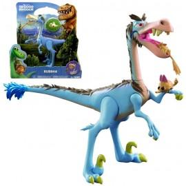 The Good Dinosaur il Viaggio di Arlo Personaggio Bubbha con Bocca e Zampe Articolate, Altezza 20 cm