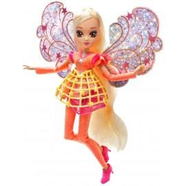 Winx Magic Cosmix Fairy Stella con Ali Olografiche di Giochi Preziosi WNX58000