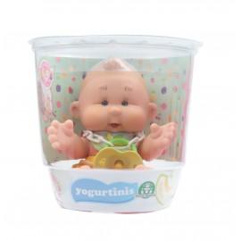 Yogurtinis Barattolo con Bambola Profumata, 20 cm, Anton Melon Gusto Melone di Giochi Preziosi