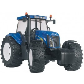Bruder Trattore new holland T8040 (03020)