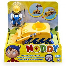 Noddy, Veicolo Bulldozer a Retrocarica con Personaggio di Spin Master 6029061