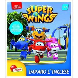 Imparo l'inglese. Super Wings. Super Librogioco Copertina flessibile