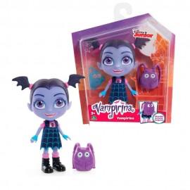Vampirina bambola base, 14 cm, con Zainetto di Giochi Preziosi VAM04100