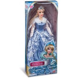 Fashion Doll Bambola La Regina dei Ghiacci , Grandi Giochi GG02904