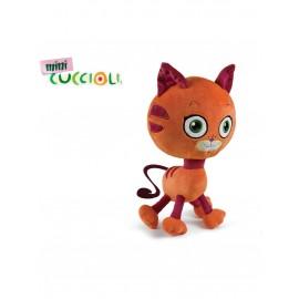 Mini Cuccioli Olly Il Gatto, 30 cm, di Grandi Giochi GG01453