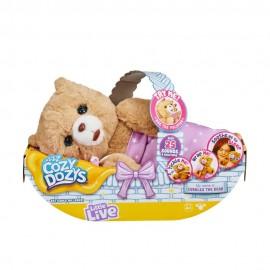 Little Live Pets Cozy Dozys, Dolce e Tenero Orsetto da Accudire di Giochi Preziosi LPN03000