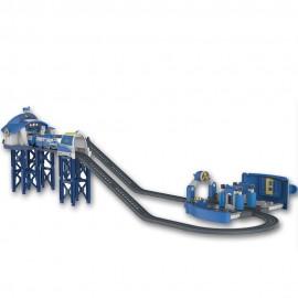 Robot Trains Stazione Ferroviaria di Kay stazione di lavaggio di kay Pulsante start/stop su personaggio