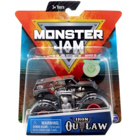 Monster Jam  - Truck Iron Outlaw in Scala 1:64