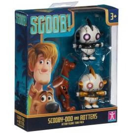 Scooby-Doo And Rottens , Action Figure 2-Pack di Grandi Giochi CBM04000